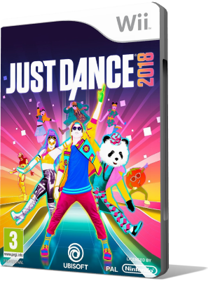 [WII] Just Dance 2018 (2017) - SUB ITA