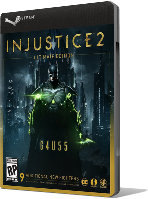 [PC] Injustice 2 (2017) - FULL ITA