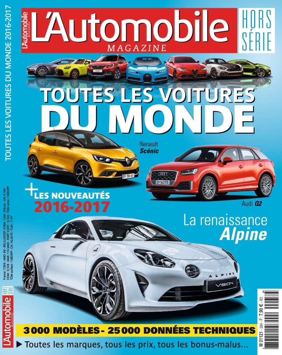 L'Automobile magazine Hors-Série 64