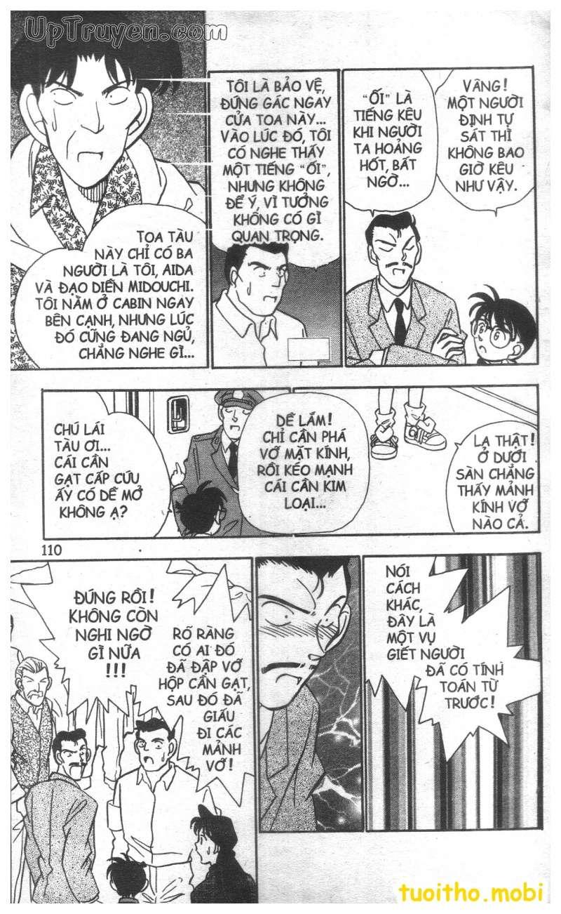 đọc truyện Conan bộ đặc biệt chap 23 trang 17