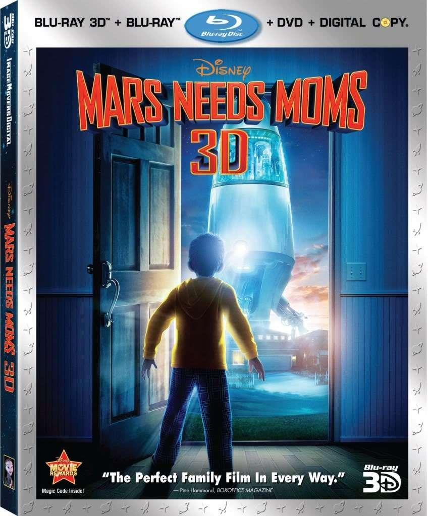 Milo su Marte (2011) ISO BDRA 3D BluRay AVC DD ITA DTSHD ENG - DDN