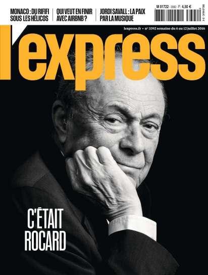 L'Express - 6 au 12 Juillet 2016