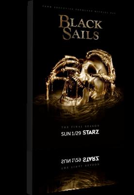 Black Sails - Stagione 4 (2017) [10/10] .mkv BDMux 1080p & 720p DD5.1 ITA ENG Subs