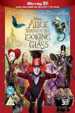 Alis Harikalar Diyarında: Aynanın İçinden - 2016 3D BluRay m1080p H-SBS Türkçe Dublaj MKV indir