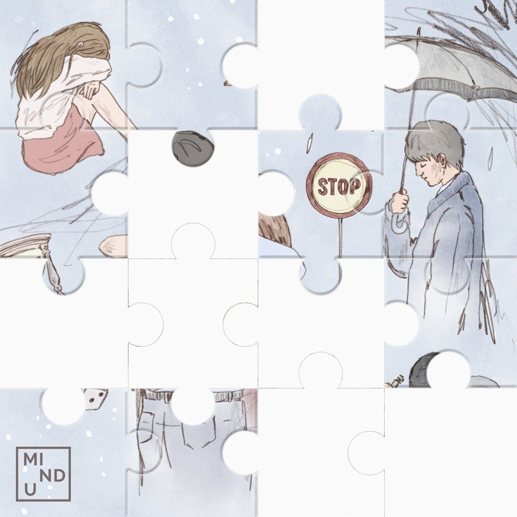 [Single] Mind U – 퍼즐 – 첫 번째 조각 (MP3)