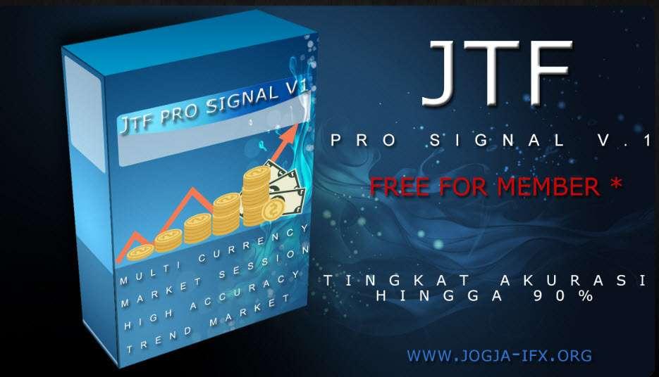 Launching indikator JTF signal
