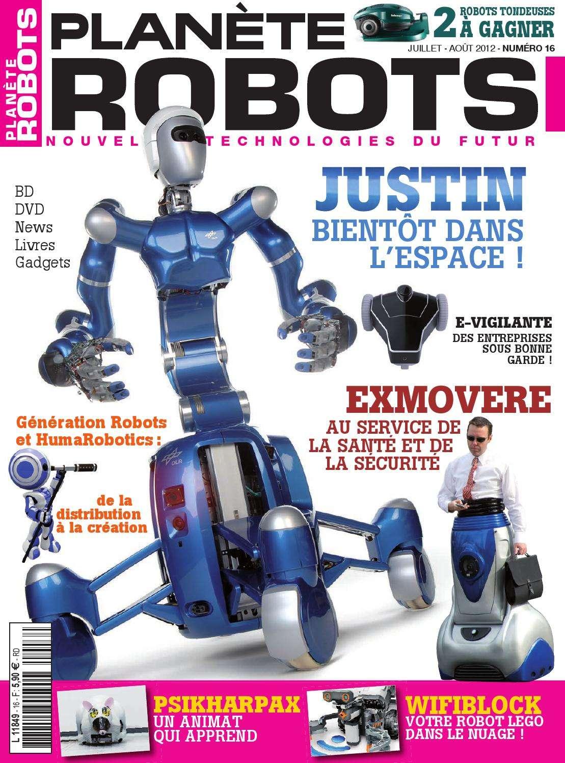 Planète Robots 16
