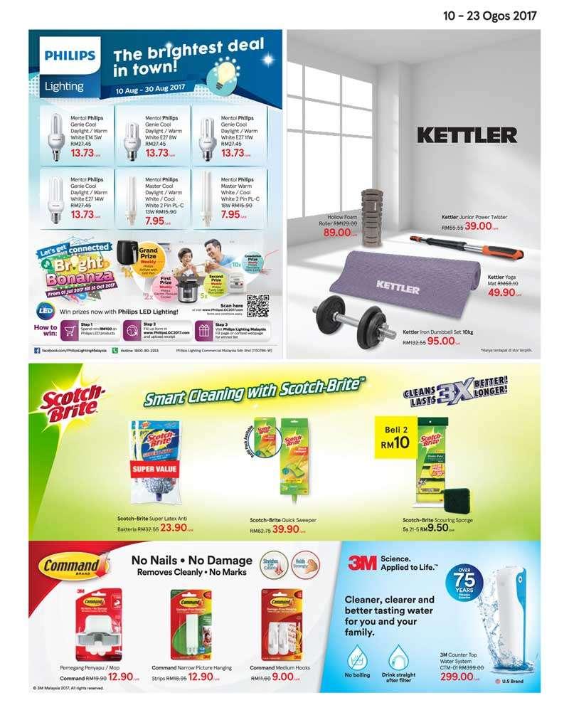 Tesco Malaysia Weekly Catalogue (10 Aug 2017 - 16 Aug 2017)