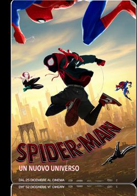 Spider-Man: Un Nuovo Universo (2018).avi MD AC3 2.0 HDCAM - iTA