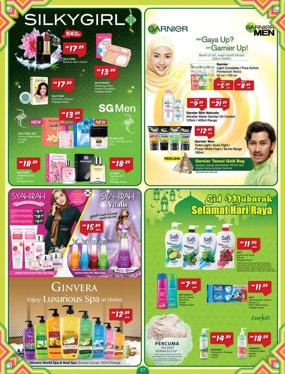 Mydin Catalogue(8 June – 2 July 2017)