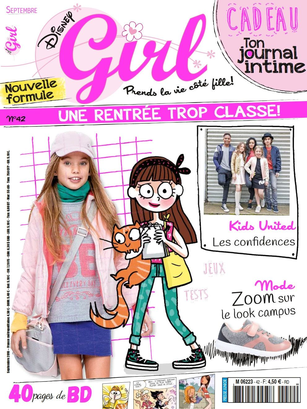 Disney Girl 42 - Septembre 2016