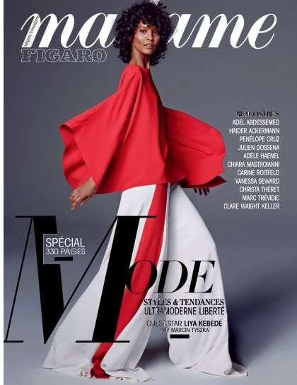 Madame Figaro - 26 Février 2016