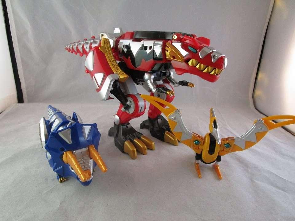 Ranger Yang Punya Zord Tipe Binatang (Serial Power Ranger)