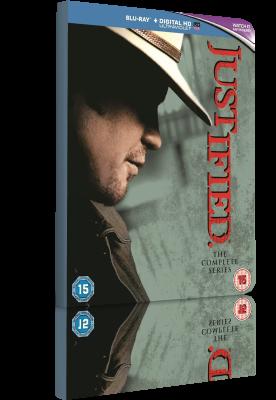 Justified - Serie completa (2010-2015) .mkv BDRip 1080p AC3 ITA-ENG Subs