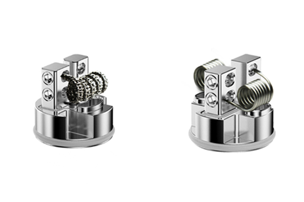 Dual and Single Coil Build Deck of UD Goblin Mini V3 RTA_vaporl.com