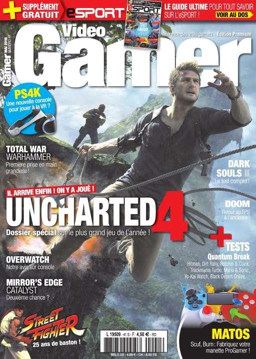 Video Gamer 41 - Mai 2016