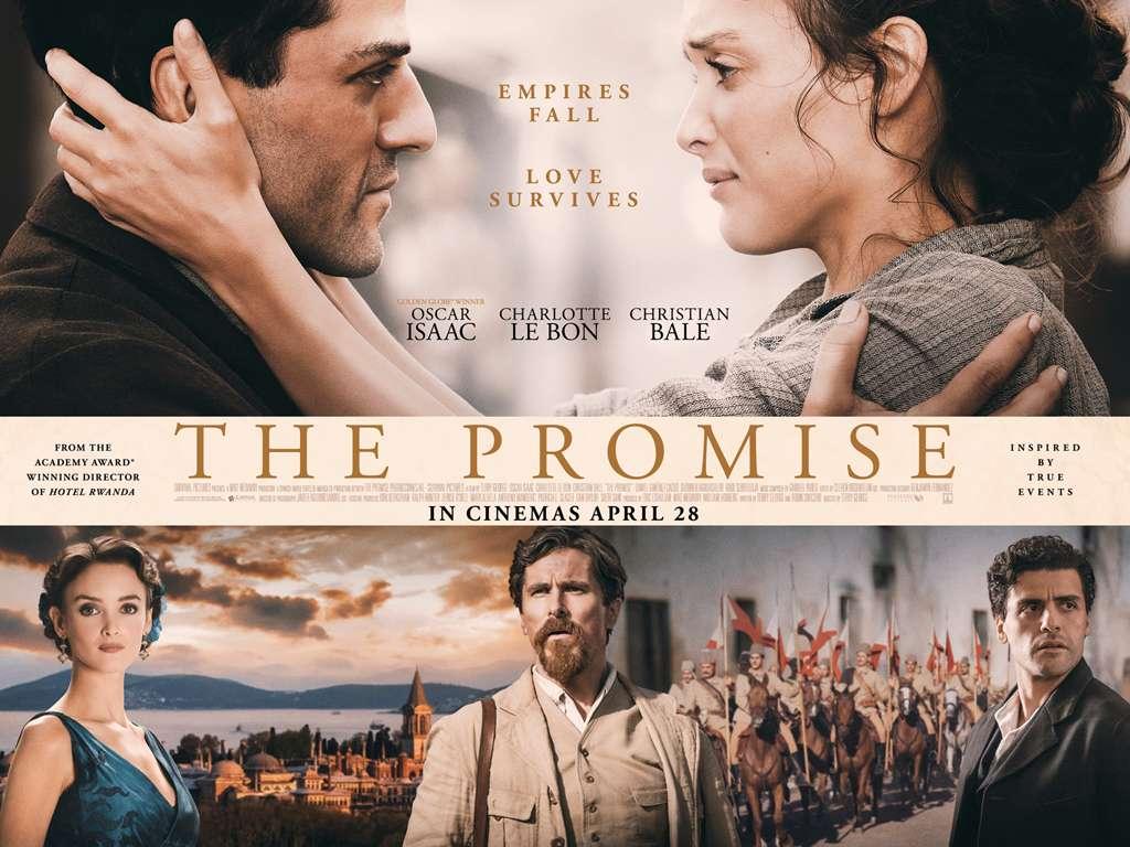 Η Μεγάλη Υπόσχεση (The Promise) Quad Poster Πόστερ