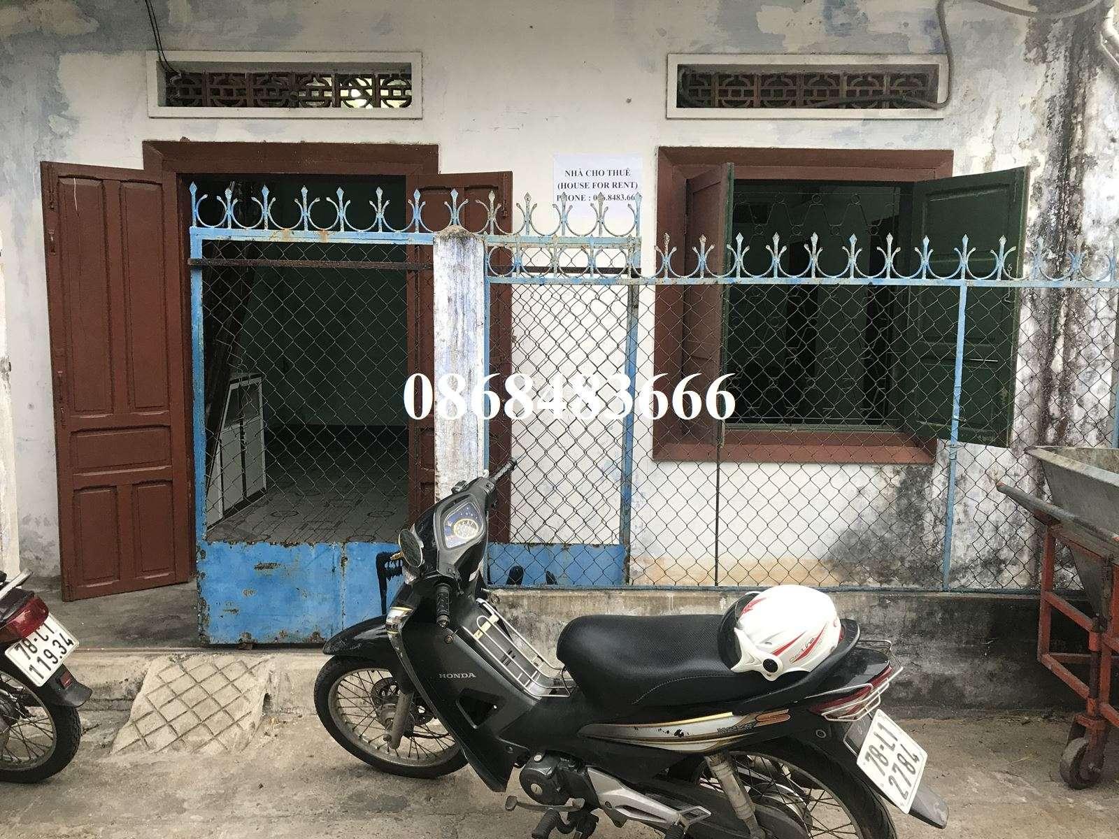 Cho Thuê Nhà 2 Tầng Nguyên Căn Hẽm Trần Hưng Đạo, Tuy Hòa, Phú Yên
