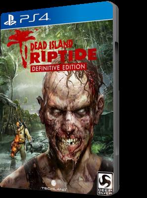 [PS4] Dead Island: Riptide Definitive Edition (2016) - SUB ITA