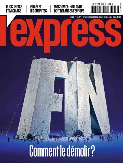 L'Express - 27 Avril au 3 Mai 2016