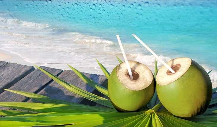 5 công dụng của nước dừa đối với sức khỏe và sắc đẹp