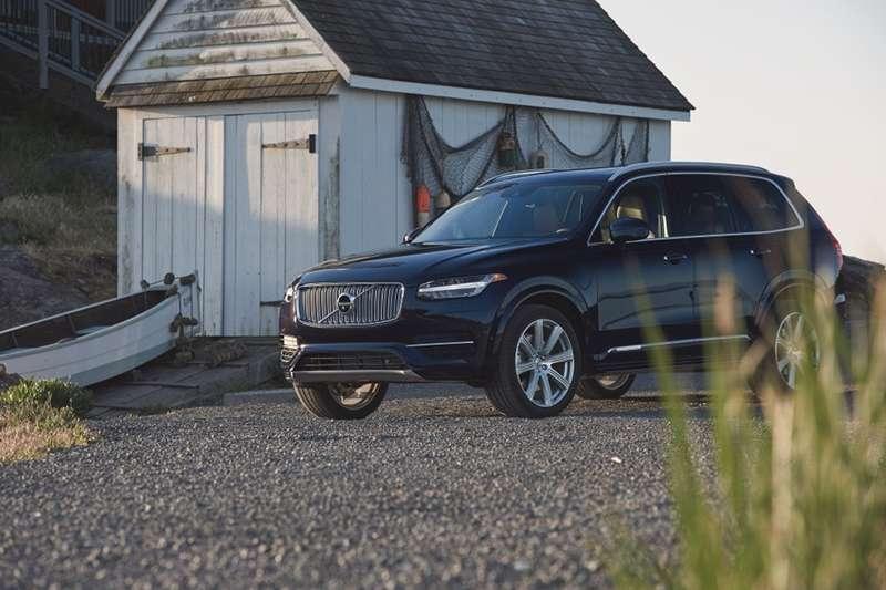 Volvo European Vacation