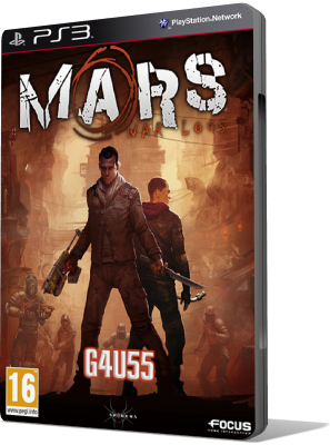 Mars War Logs DOWNLOAD PS3 SUB ITA (2013)