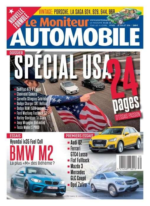 Le Moniteur Automobile 1632 - 20 Juillet 2016