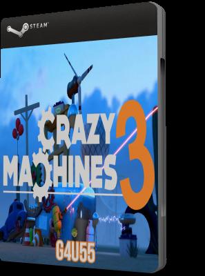 Crazy Machines 3 – Update v1.2.6 DOWNLOAD PC SUB ITA (2016)