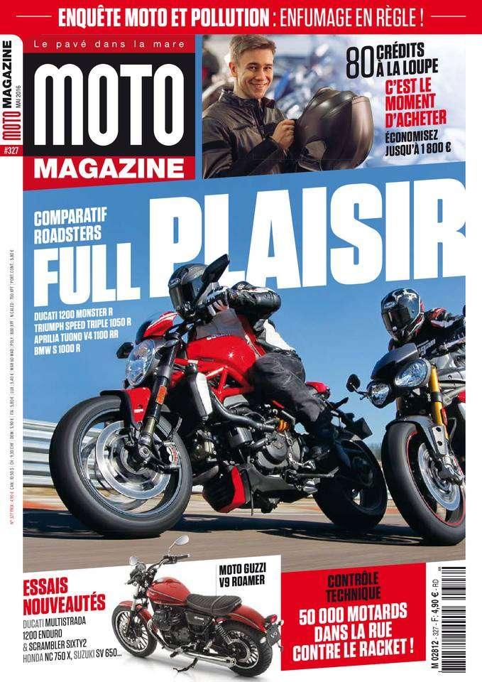 Moto Magazine - Mai 2016