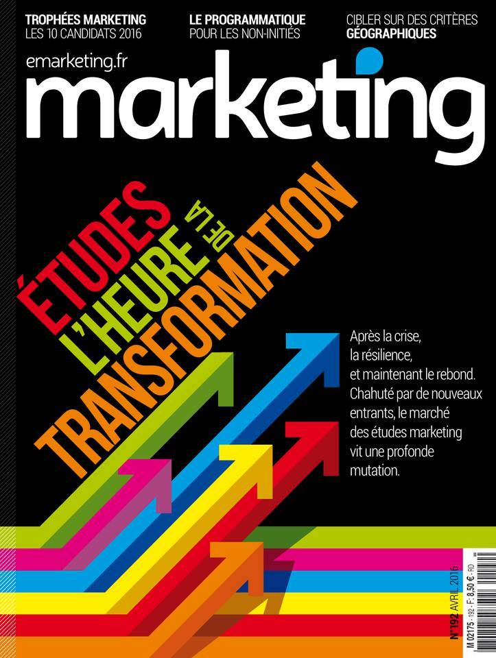Marketing 192 - Avril 2016