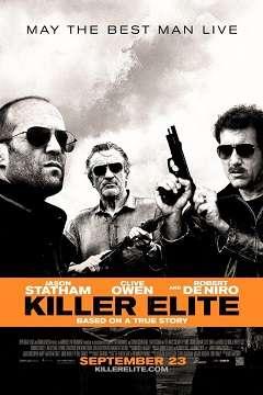 Killer Elite - 2011 Türkçe Dublaj MKV indir