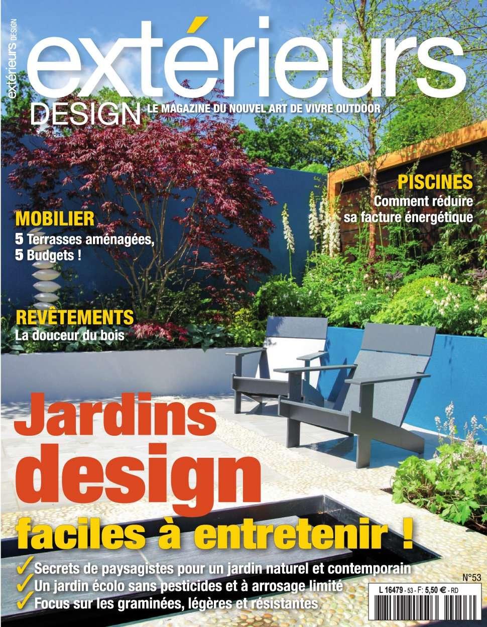 Exterieurs Design 53 - Septembre 2016