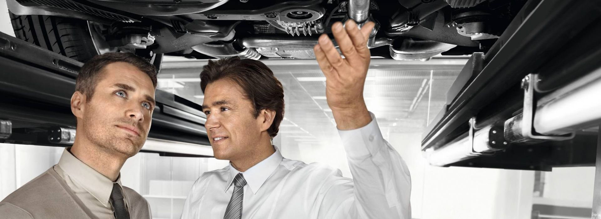Audi Factory-Trained Technicians