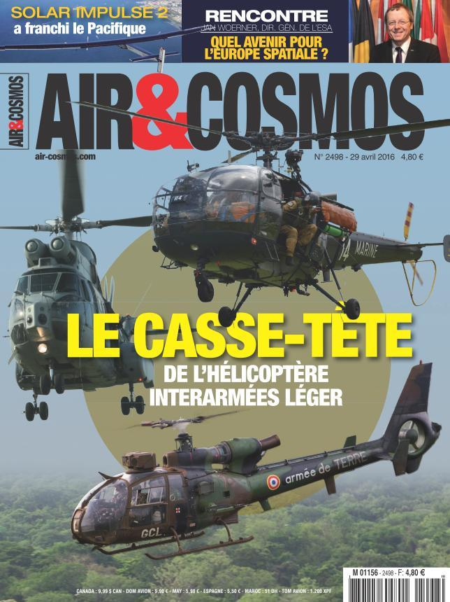 Air & Cosmos 2498 - 29 Avril au 5 Mai 2016