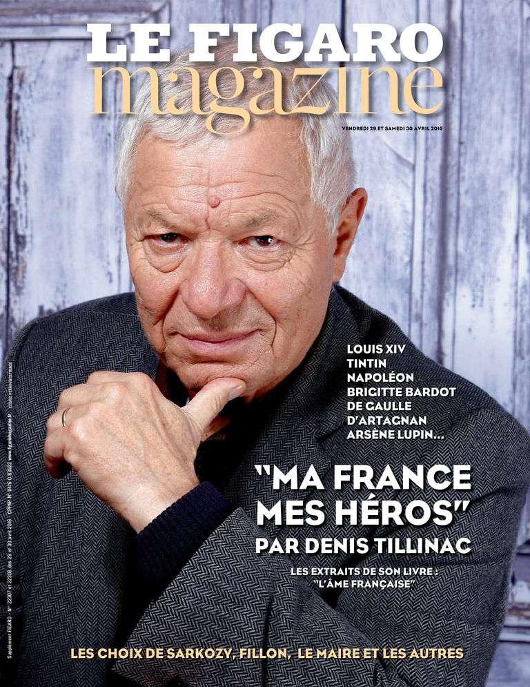 Le Figaro Magazine 29 Avril 2016