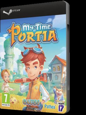 [PC] My Time At Portia - Update v1.0.129395 incl. DLC (2019) - SUB ITA