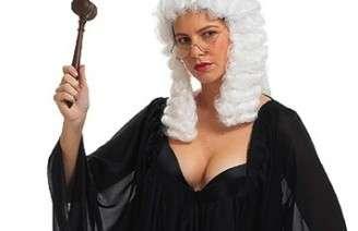 Sexy Judge