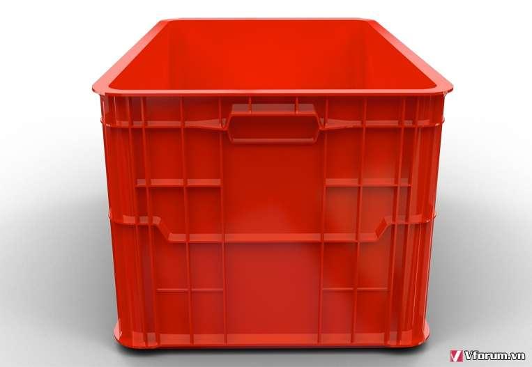 Bán các loại sóng bít - thùng nhựa đan - Call 0963 838 772