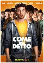 Come Non Detto (2012).avi DVDrip Xvid Ac3 - Ita