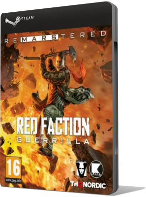 [PC] Red Faction Guerrilla Re-Mars-tered - Update v4590 (2018) - FULL ITA