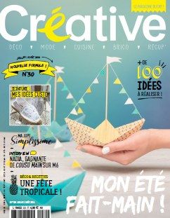 Creative - Juillet - Aout 2016