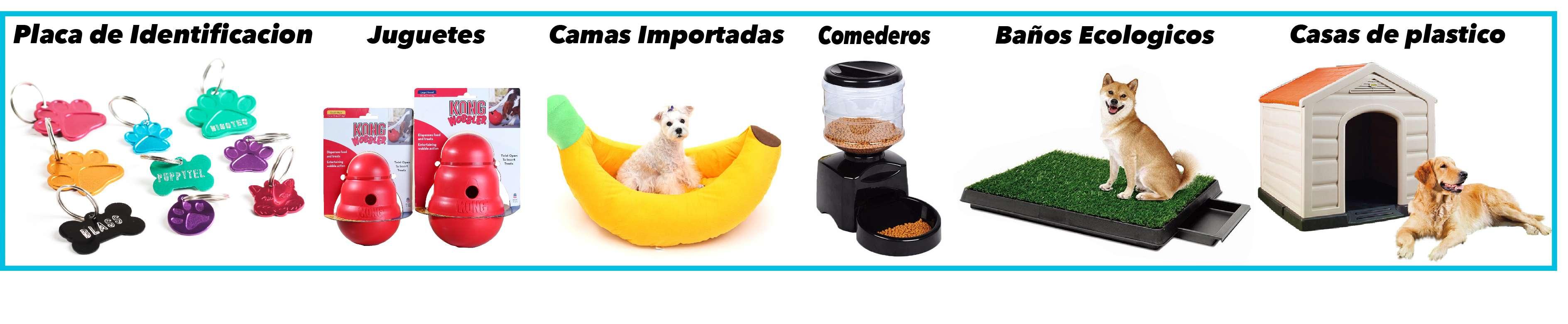 Varios PuppyTel petshop tienda mascotas peru lima delivery regalo baratos juguetes accesorios vitaminas camas casas placas de identificacion ban~o ecologico perros gatos