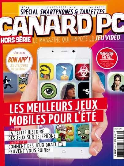 Canard PC Hors-Série 23 - Juillet/Août 2016