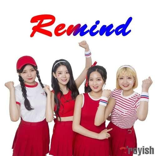 [Single] G-reyish – Remind (MP3)
