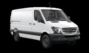 Sprinter Worker Van