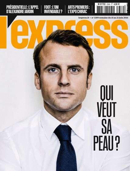 L'Express - 15 au 21 Juin 2016