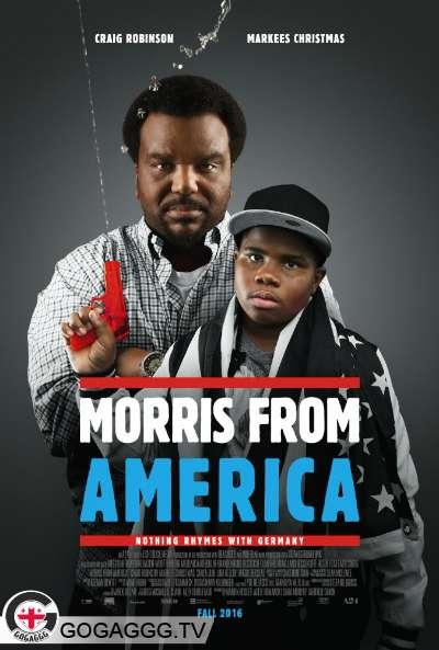 Morris from America / მორისი ამერიკიდან (2016)