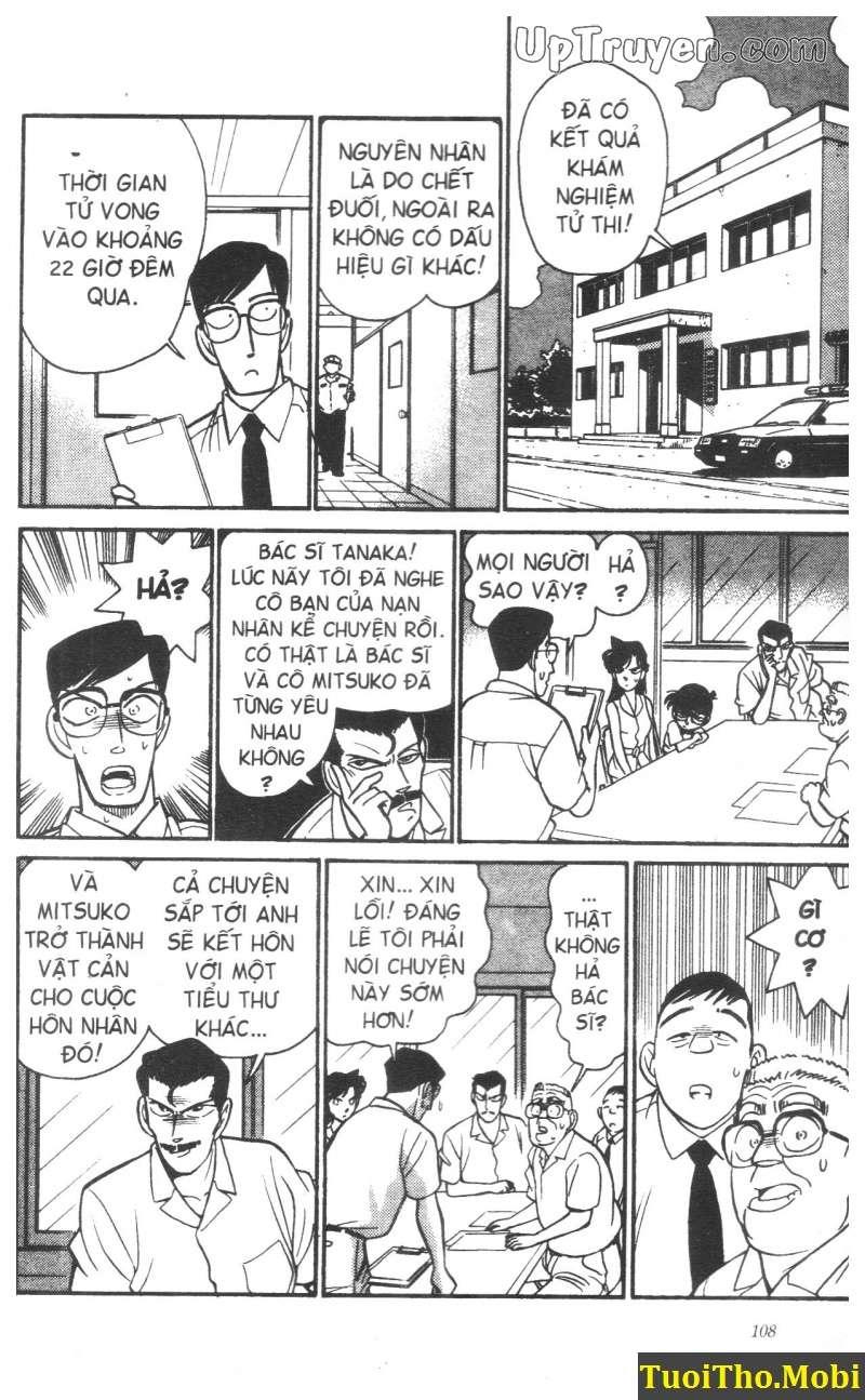 đọc truyện Conan bộ đặc biệt chap 6 trang 7