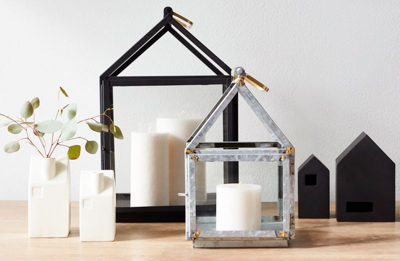 Hearth and Hand with Magnolia lanterns